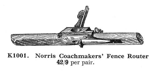 Norris Coach Router