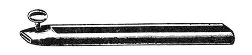 Norris London Pattern Mount Cutters Knife Handles
