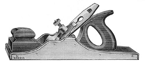 Norris No. 13 Iron Panel Plane
