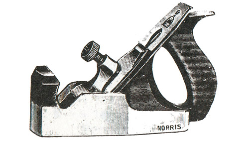 Norris No. A15 Iron Smoothing Plane