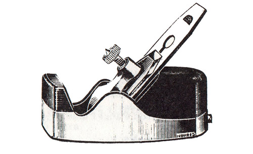 Norris No. 16 Improved Smoothing Plane