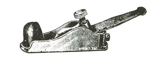 Norris No. 31 Thumb Plane
