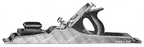 Norris No. A1 Steel Jointing & Panel Plane