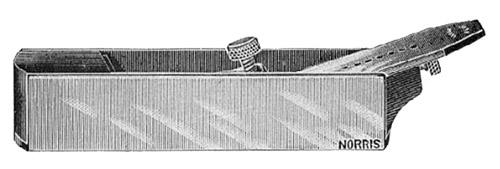 Norris No. A11 Steel Mitre Plane
