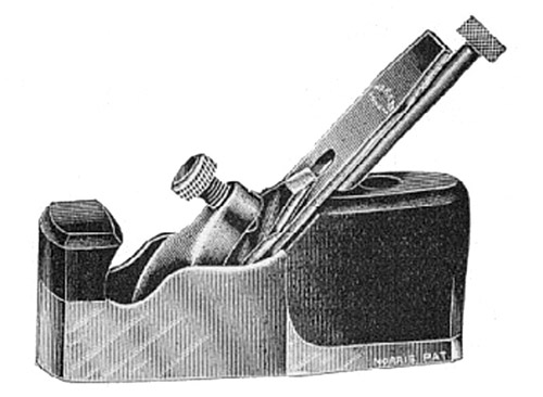 Norris No. A14 Annealed Iron Smoothing Plane
