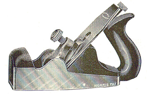 Norris No. A2 Steel Smoothing Plane