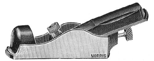 Norris No. A31 Thumb Plane