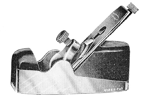 Norris No. A4 Steel Smoothing Plane