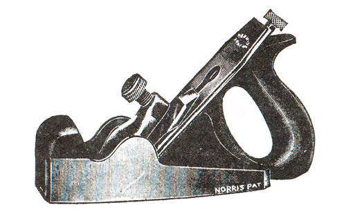 Norris No. A6 Steel Smoothing Plane