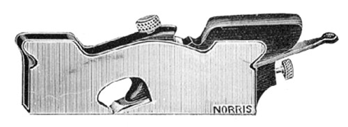 Norris No. A7 Steel Shoulder Plane