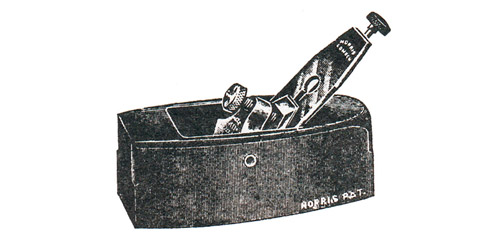 Norris No. A70 Smoothing Plane
